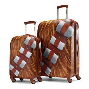 American Tourister Star Wars 2 Piece Set in the color Chewbacca.