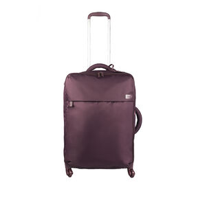 Lipault Original Plume Spinner 65/24 2.0 in the color Wine Red.