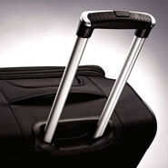"American Tourister iLite Max 29"" Spinner in the color Black."
