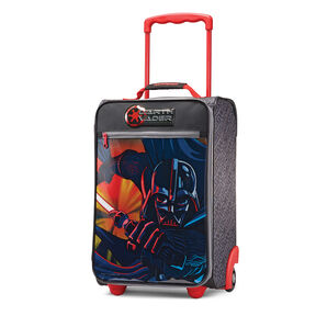 "American Tourister Disney 18"" Softside Upright in the color Star Wars Darth Vader."