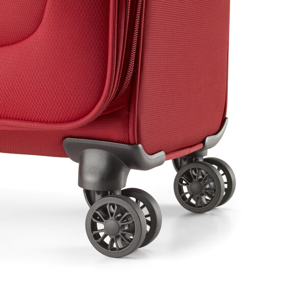 American Tourister Fly Light Spinner Large in the color Red.