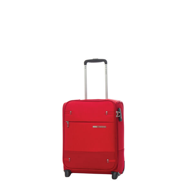 Samsonite Base Boost Underseater in the color Red.