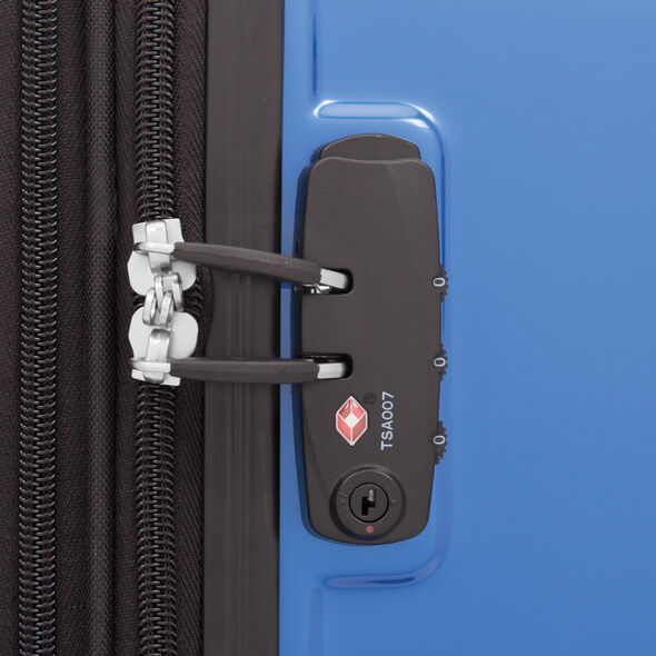 Samsonite Winfield 3 Spinner Large in the color Blue.