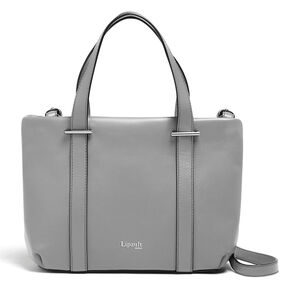 Lipault By The Seine Nano Tote Bag in the color Magnetic Grey.