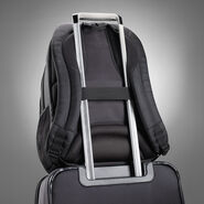 Samsonite Tectonic 2 PRO with RFID Backpack in the color Black/Red.