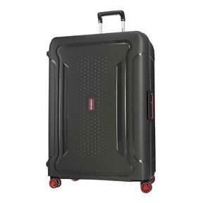 "American Tourister Tribus 29"" Spinner in the color Dark Grey."
