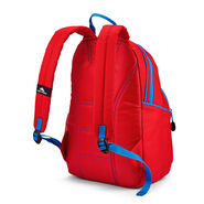 High Sierra Mini Loop Backpack in the color Crimson/SportsBlue.