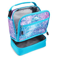 High Sierra Stacked Compartment in the color Sequin Facet/Bluebird.