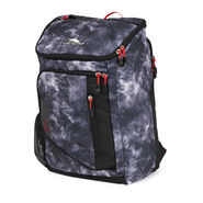High Sierra Poblano Backpack in the color Atmosphere.