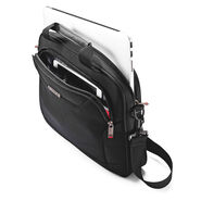 "Samsonite Xenon 3.0 Laptop Shuttle 13"" in the color Black."