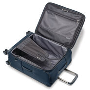 """Samsonite Silhouette 16 Expandable 30""""  Spinner in the color Evening Teal."""