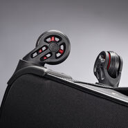 Samsonite Lift NXT Spinner Large in the color Charcoal.