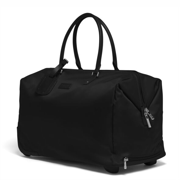Lipault Lady Plume FL Wheeled Weekend Bag in the color Black.