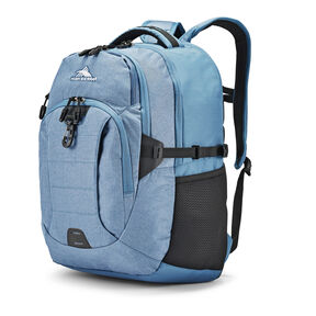 High Sierra Jarvis Backpack in the color Graphite Blue/Black.