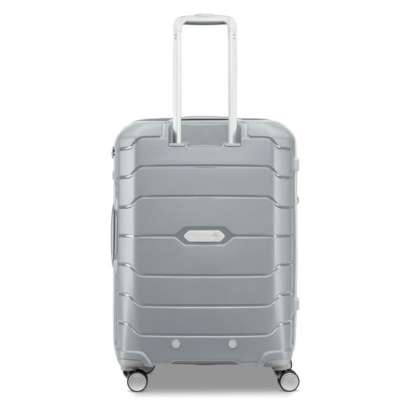 Samsonite Freeform Spinner Medium in the color Silver.