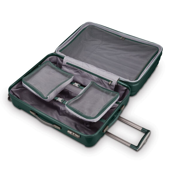 Samsonite On Air 3 Spinner Large in the color Emerald Green.
