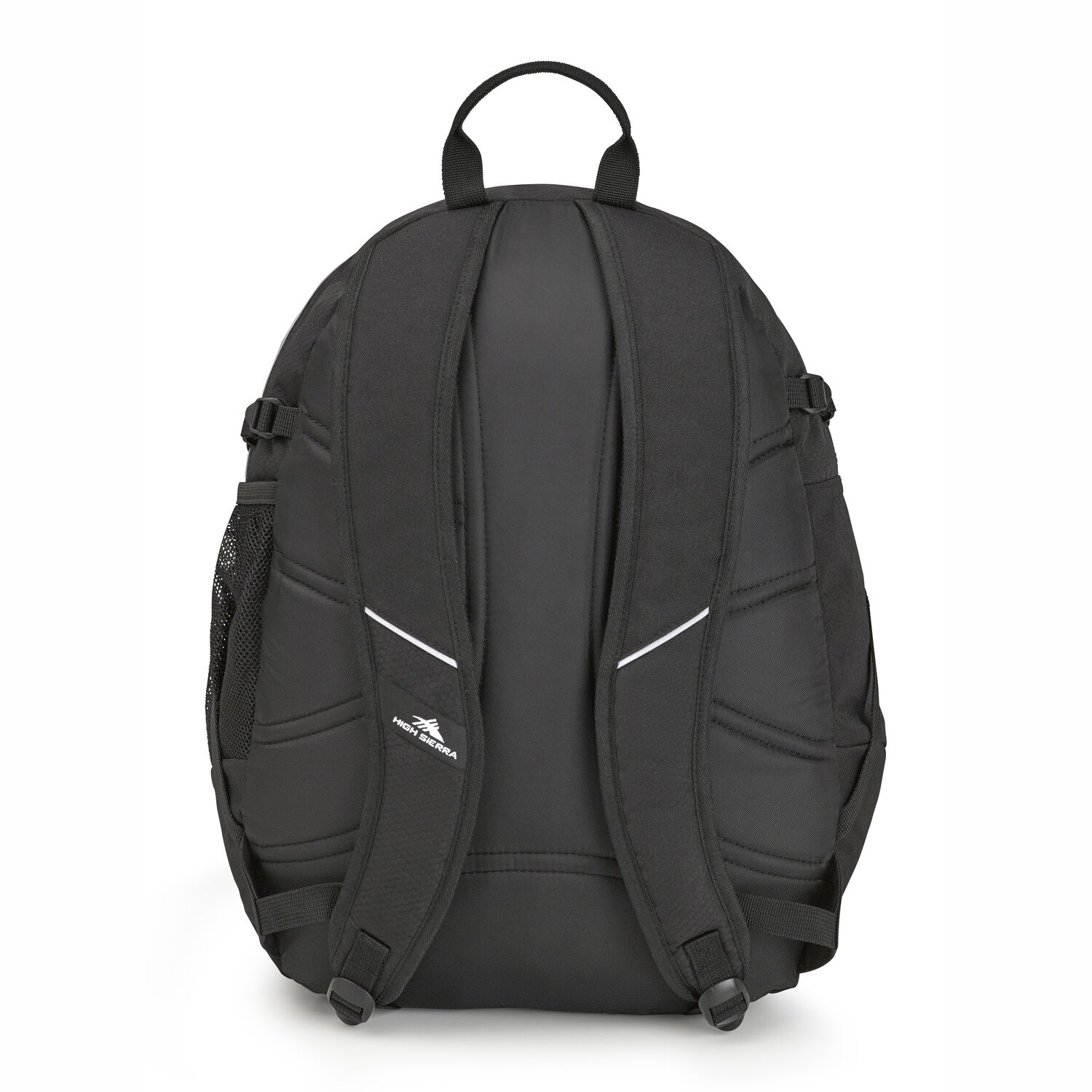 c117a4198 High Sierra Fatboy Backpack in the color Black.