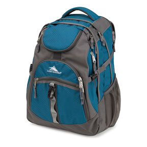 High Sierra Backpacks Access Backpack in the color Lagoon/ Slate.