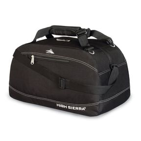 "High Sierra 24"" Pack-N-Go Duffle in the color Black."