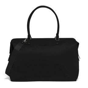 Lipault Lady Plume FL Weekend Bag M in the color Black.