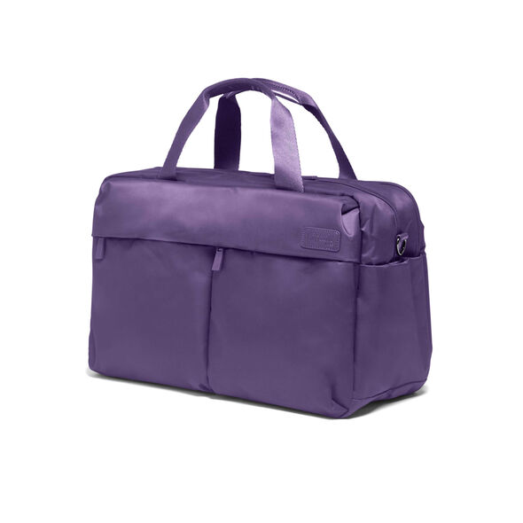 Lipault City Plume 24H Bag in the color Light Plum.