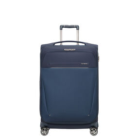 Samsonite B-Lite Icon Spinner Medium in the color Dark Blue.