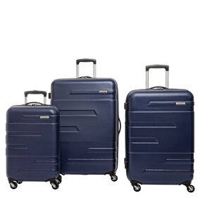 Samsonite Stratford 3 Piece Set in the color Navy.