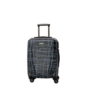 Samsonite Pursuit DLX Spinner Carry-On Widebody in the color Black Print.