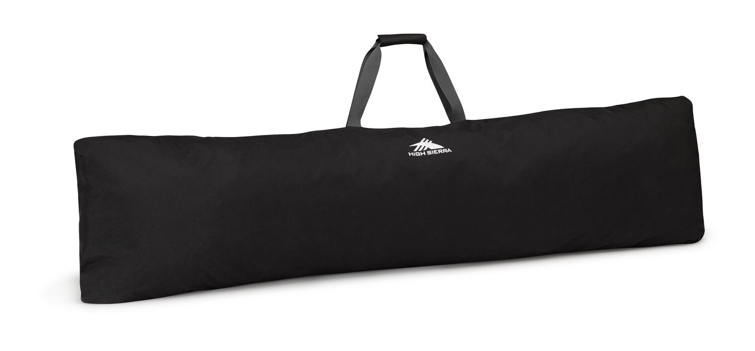 f8d600c9648 High Sierra Snowboard Sleeve and Boot Bag Combo in the color Black Mercury.