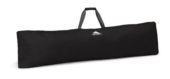 High Sierra Snowboard Sleeve and Boot Bag Combo in the color Black/Mercury.