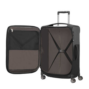 Samsonite B-Lite Icon Spinner Medium in the color Black.