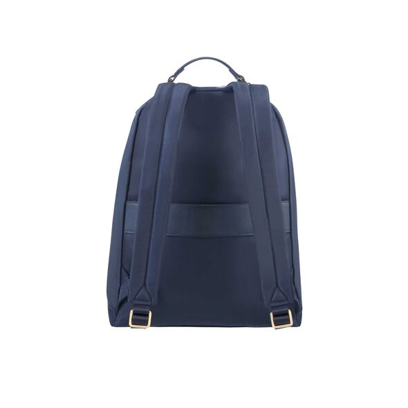 "Samsonite Karissa Biz Backpack 14.1"" in the color Dark Navy."