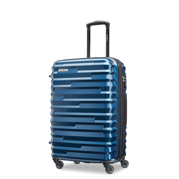 Samsonite Ziplite 4 Spinner Medium in the color Lagoon.