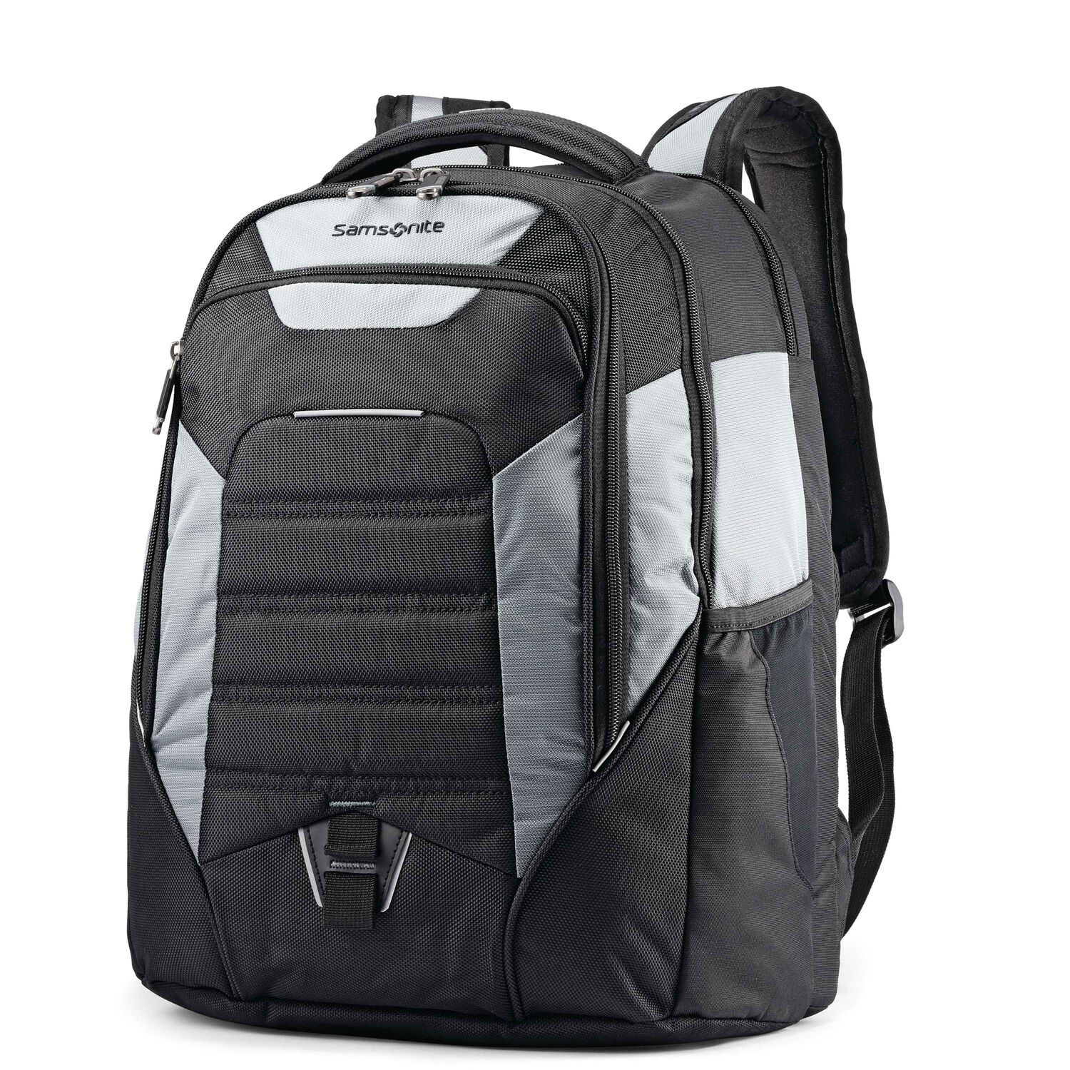 950f07d7296 Samsonite UBX Commuter Backpack in the color Black Graphite.