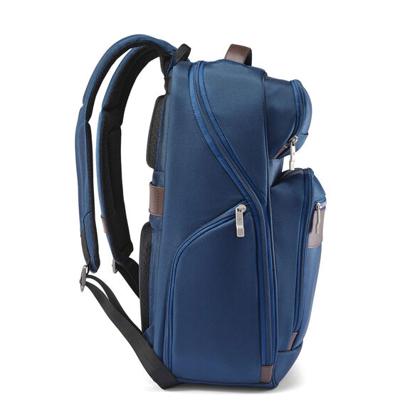 Samsonite Kombi Large Backpack in the color Legion Blue.
