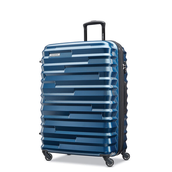 Samsonite Ziplite 4 Spinner Large in the color Lagoon.