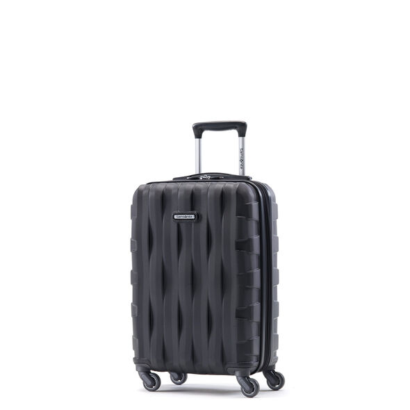 Samsonite Prestige 3D Spinner Carry-On in the color Black.