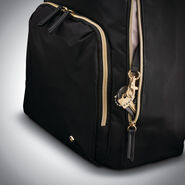 Samsonite Mobile Solution Deluxe Backpack in the color Black.