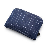 Samsonite CAN Accessories Magic 2 in 1 Pillow in the color Navy Dots.