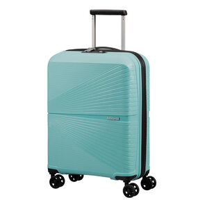 American Tourister Airconic Spinner Carry-On in the color Purist Blue.