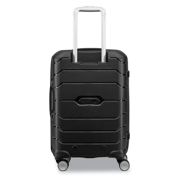 Samsonite Freeform Spinner Carry-On in the color Black.