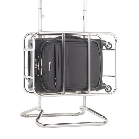 Samsonite ECO-Glide Spinner Carry-On in the color Midnight Black.
