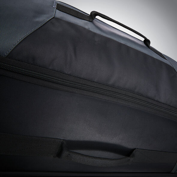 "Samsonite Andante 2 28"" Wheeled Duffle in the color Riverrock/Black."