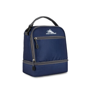 High Sierra Stacked Compartment in the color True Navy.