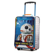 "American Tourister Star Wars 18"" Upright in the color BB8."