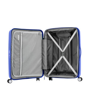 American Tourister Curio Spinner Large in the color Ultramarine.