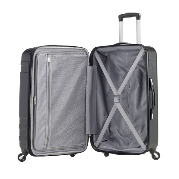 Samsonite Stratford 3 Piece Set in the color Black.