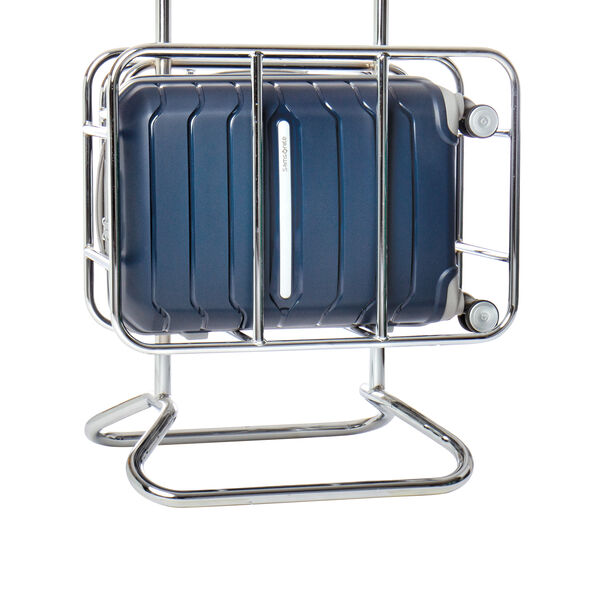 Samsonite Freeform Spinner Carry-On in the color Navy.