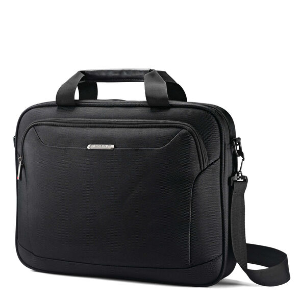 "Samsonite Xenon 3.0 Laptop Shuttle 15"" in the color Black."