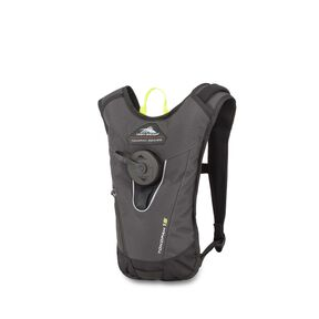 High Sierra Tokopah 1.5L Hydration Pack in the color Raven/Black/Zest.